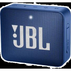 JBL - GO 2 - Bleu - Mini enceinte Bluetooth