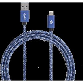 Big ben - Câble tissé - USB...