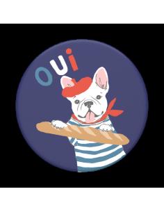 Popsocket - Chien Bulldog...